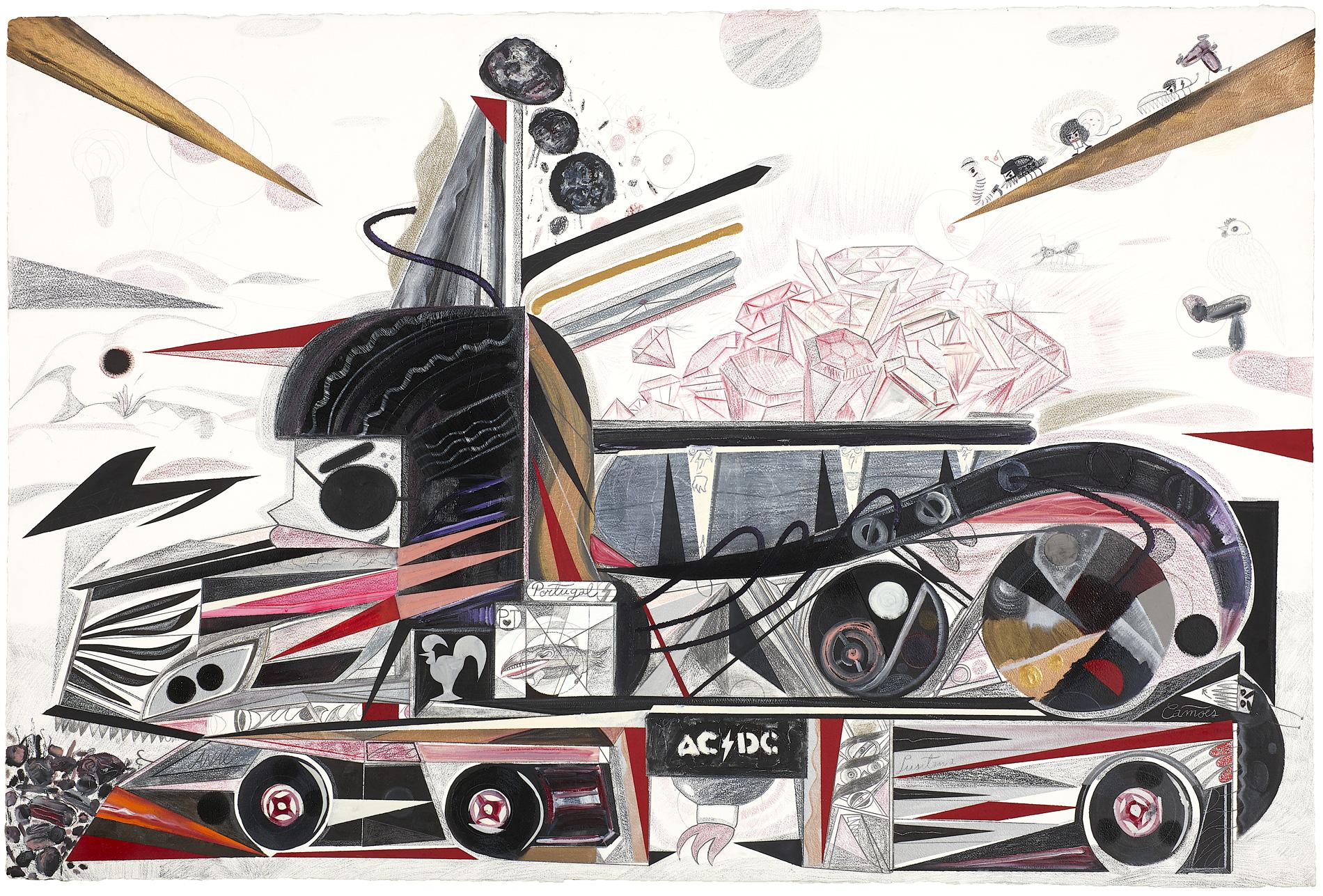 Abdul Vas. Cucarachon AC/DC Camoes 14060-Lusitania-Navistar, 2009