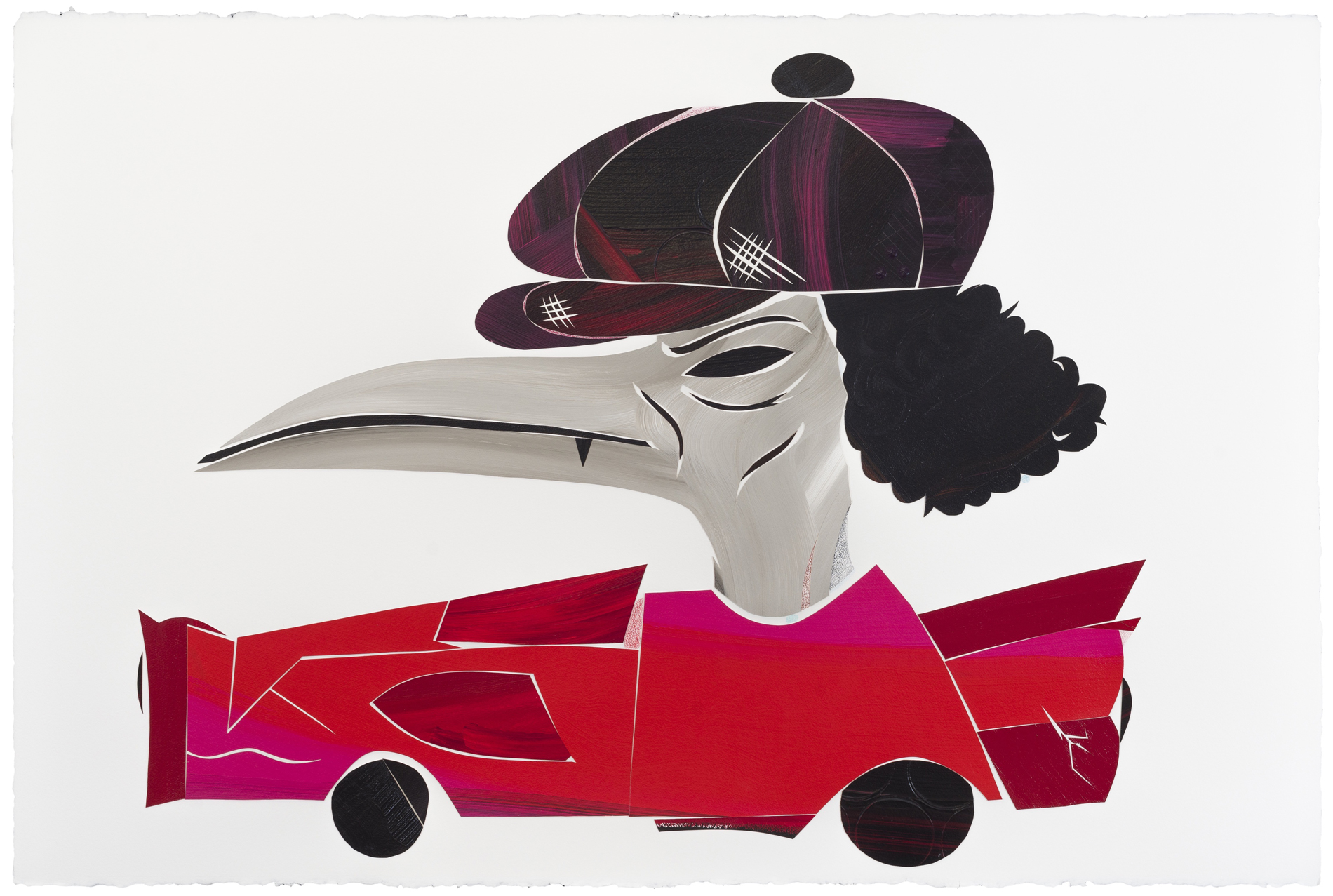 Abdul Vas. The Cut-Outs Rock Edge. Brian Johnson Rockers and Rollers, 2014