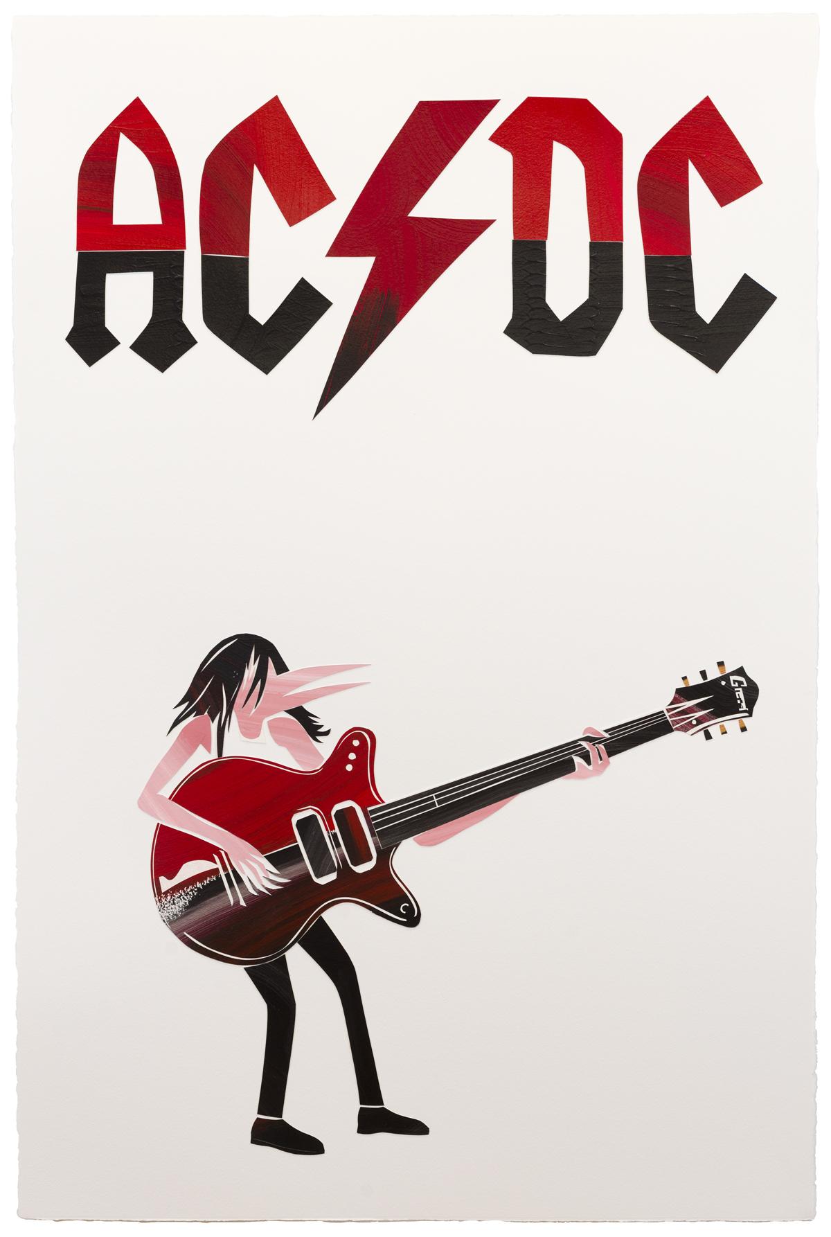Abdul Vas. The Cut-Outs Rock Edge. Malcolm Young Forever AC/DC, 2012