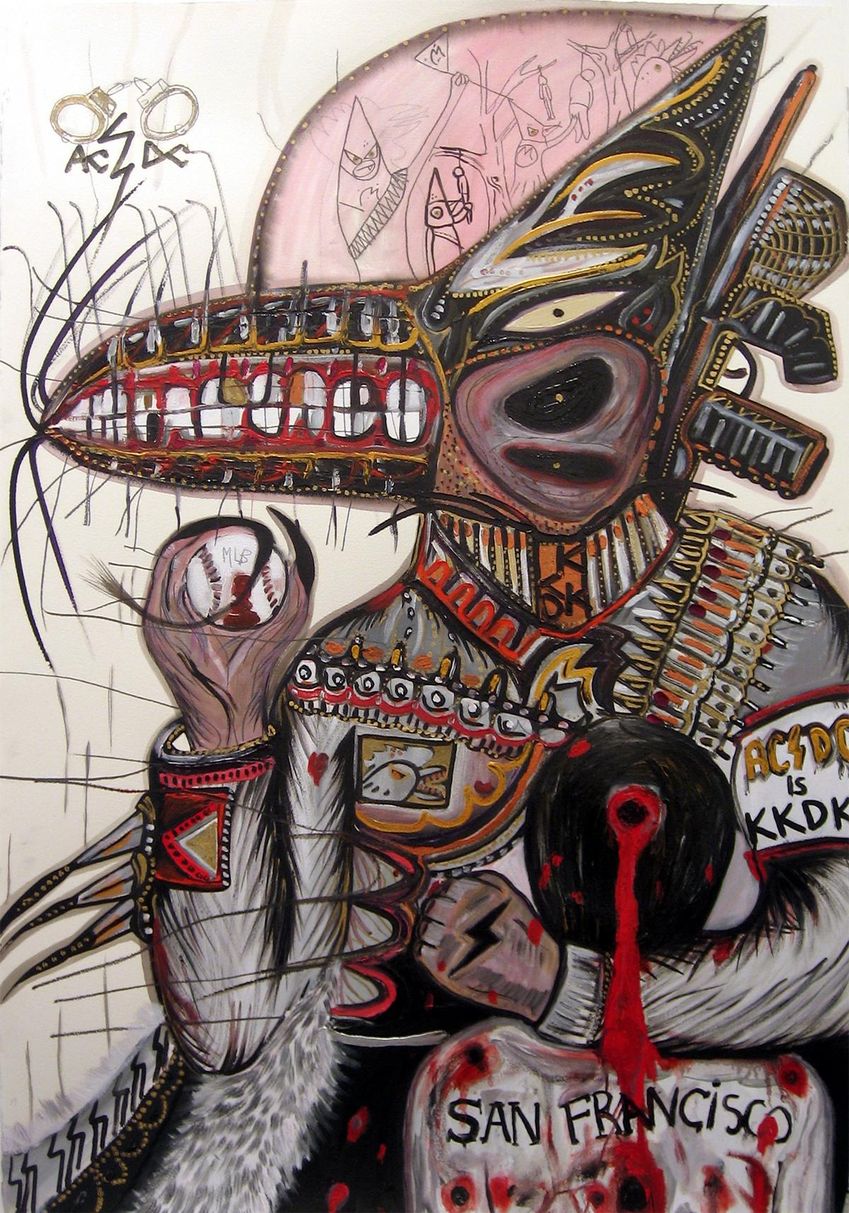 Abdul Vas. The Texas Chainsaw Massacre + Cincinnati Reds. Sir AntichristAnal Vomit Black Holes XXX, 2006
