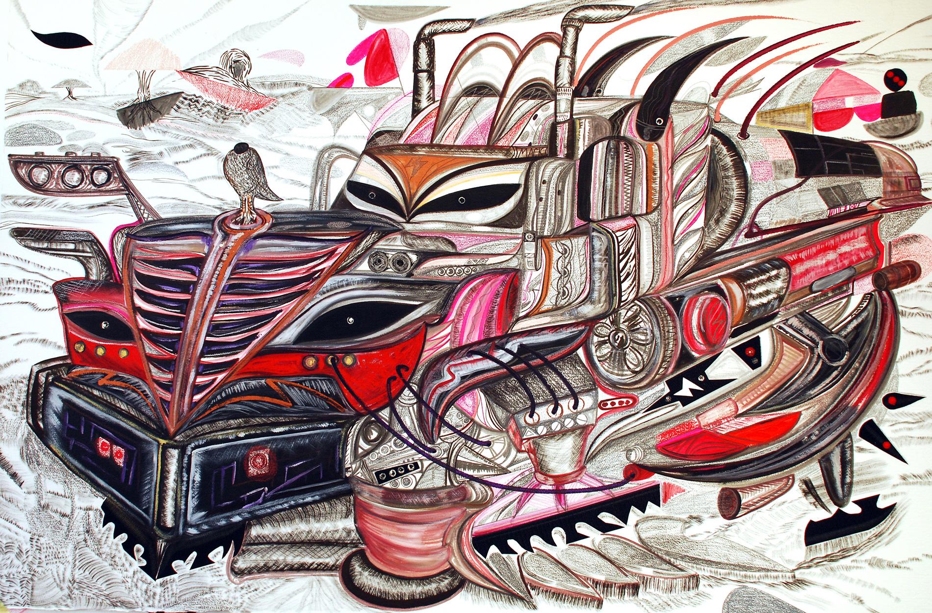 Abdul Vas. Cucarachon Patticcas 6670-Lonestar-Navistar, 2009