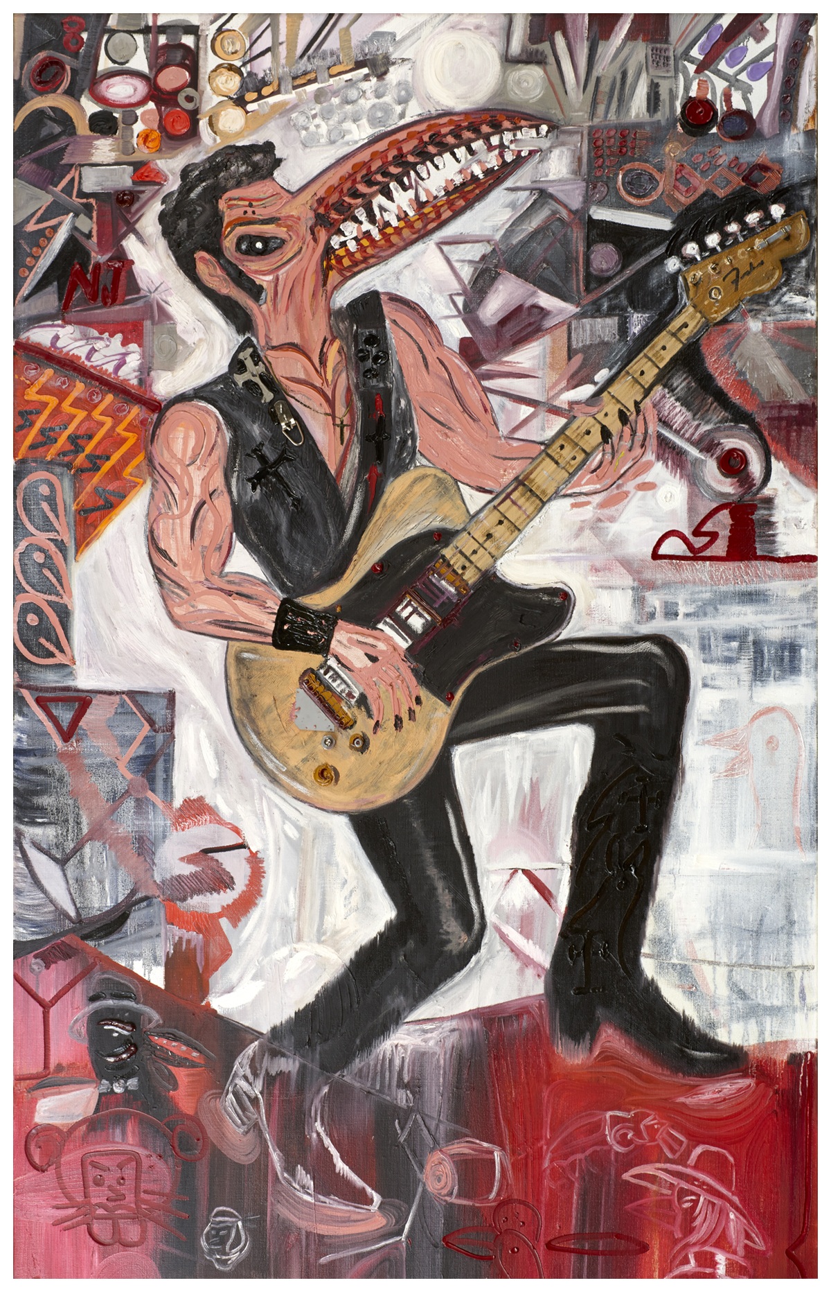 Abdul Vas. Rock ´N´ Roll. Bruce Springsteen The Boss, 2006