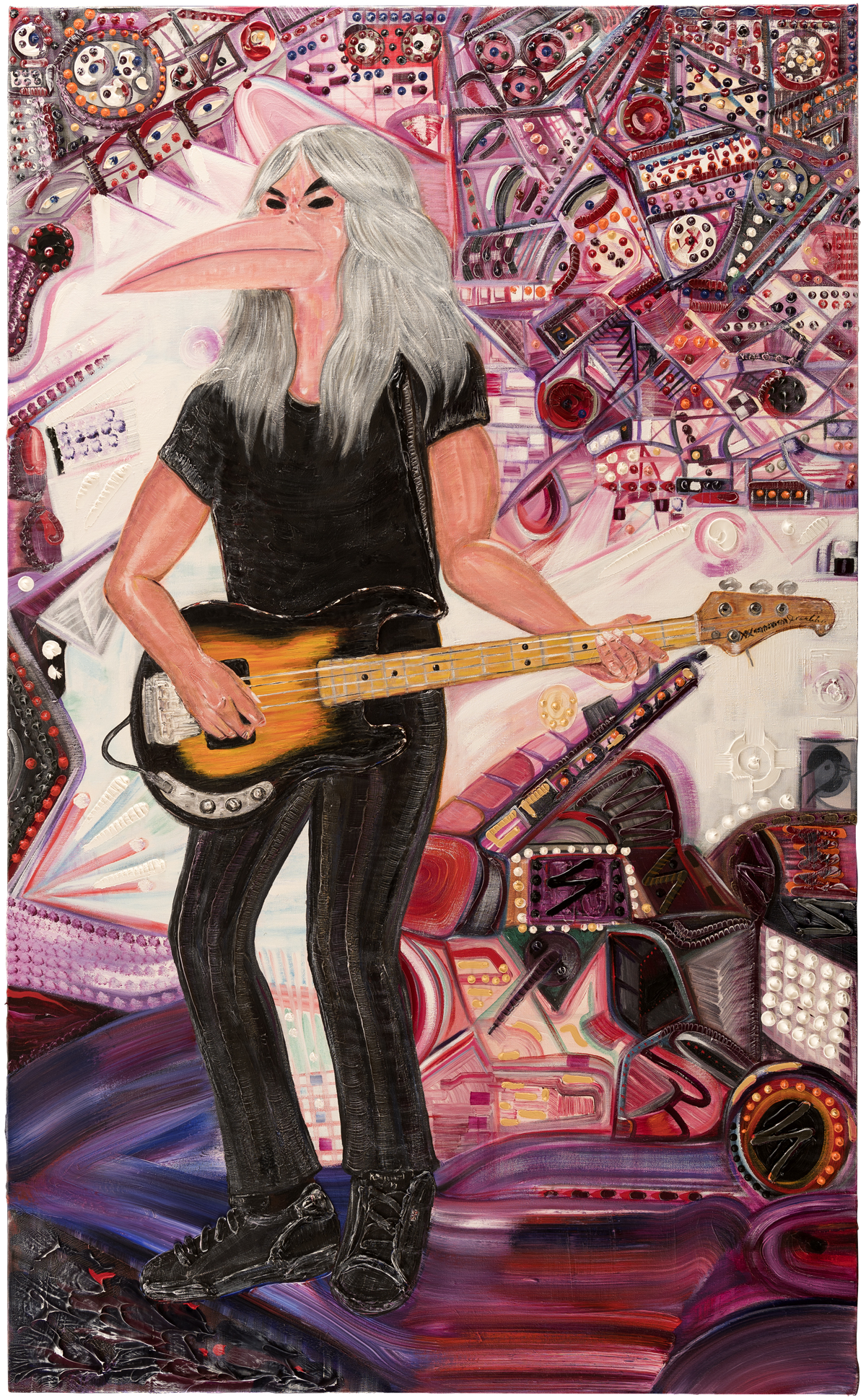 Abdul Vas. AC/DC. Cliff Williams The Best Bass Guitar Player of All Time AC/DC, 2007