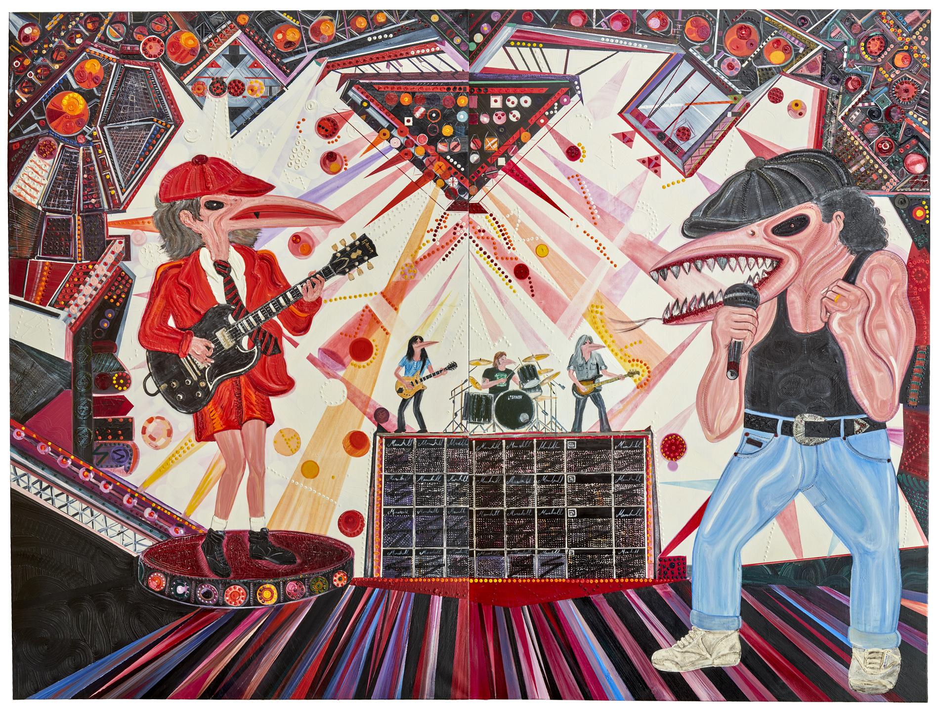 Abdul Vas. AC/DC. AC/DC, 2007