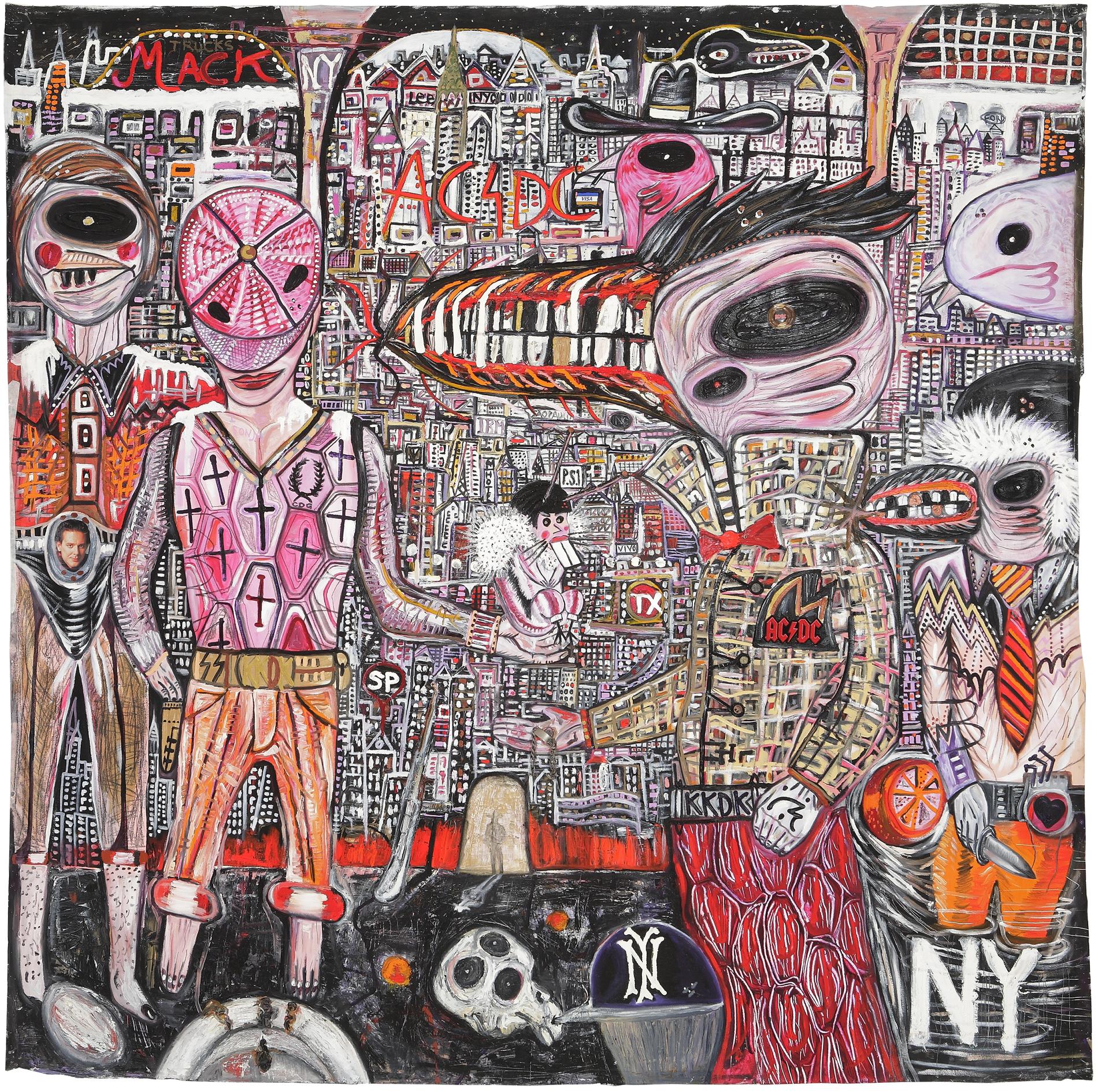 Abdul Vas. Rock ´N´ Roll. New York, NY, 2005