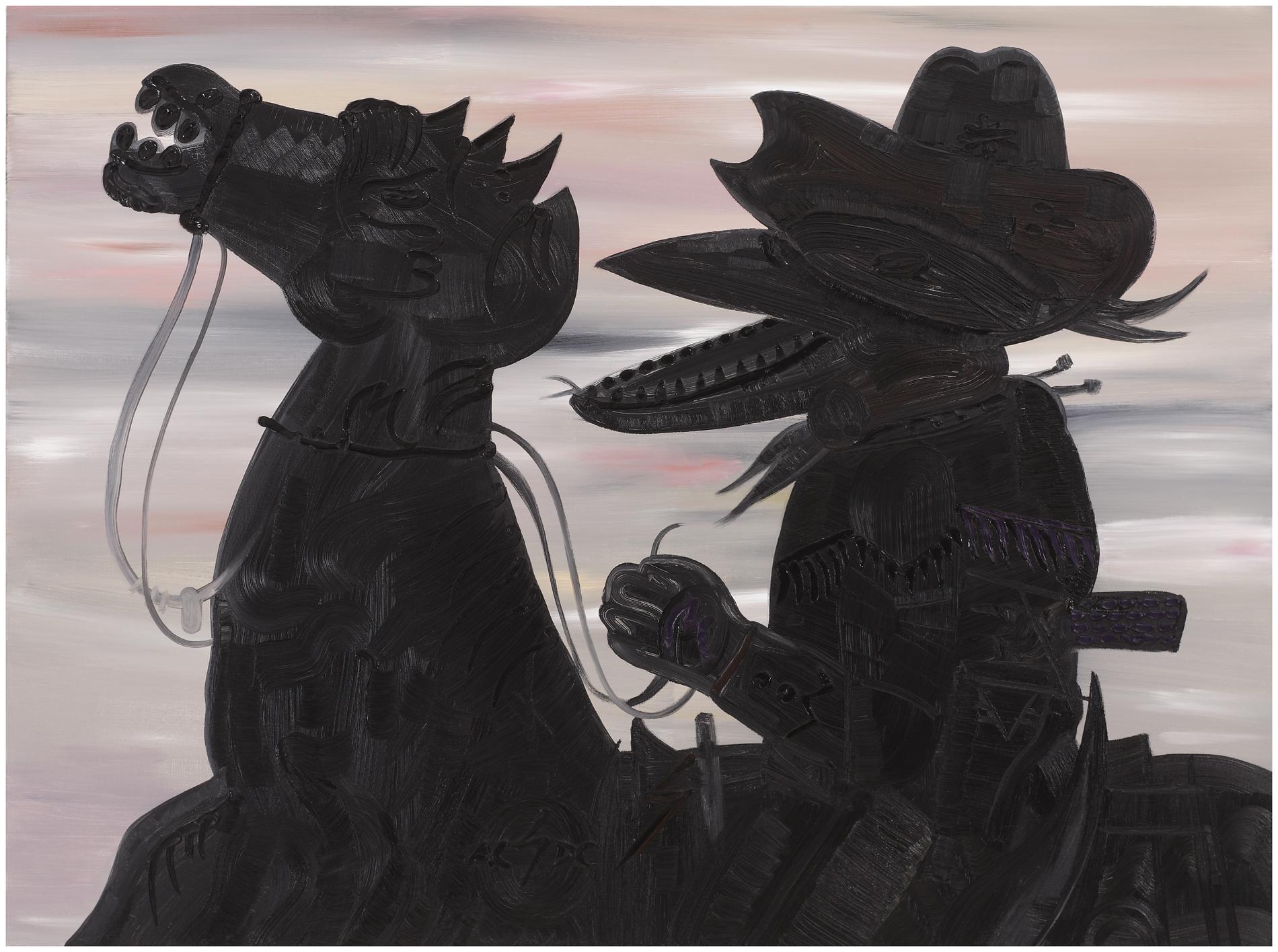 Abdul Vas. Into the Hole. The Lone Ranger, 2006