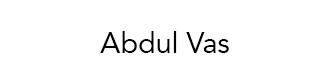 ABDUL VAS Logo