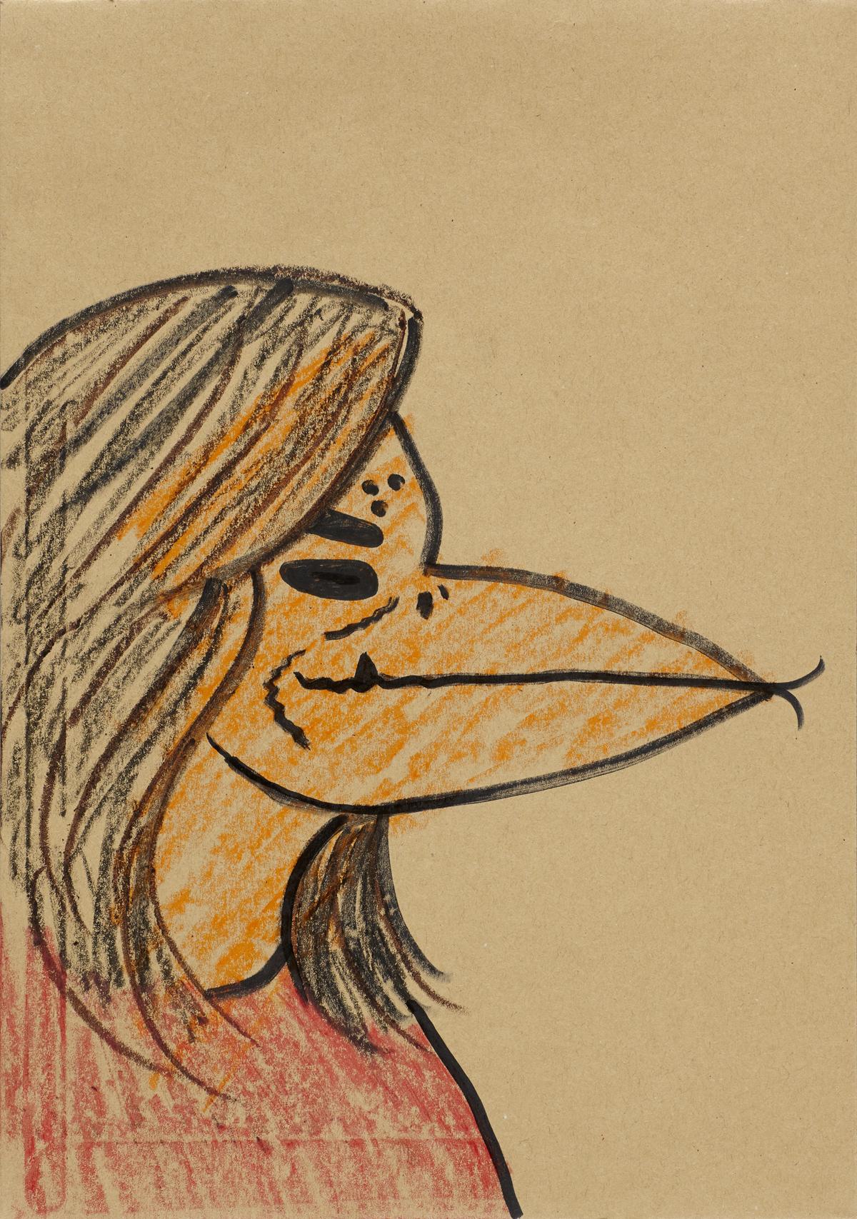"""Abdul Vas. ACDC. Cliff Williams Portrait """"Down Payment Blues"""" Powerage, 2012. Art, exhibition. AC/DC Illustrations."""